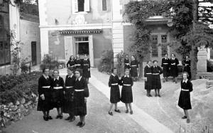 Educande nel 1936-1937